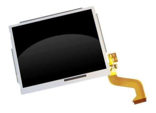 pantalla lcd superior y inferior para nintendo dsi xl