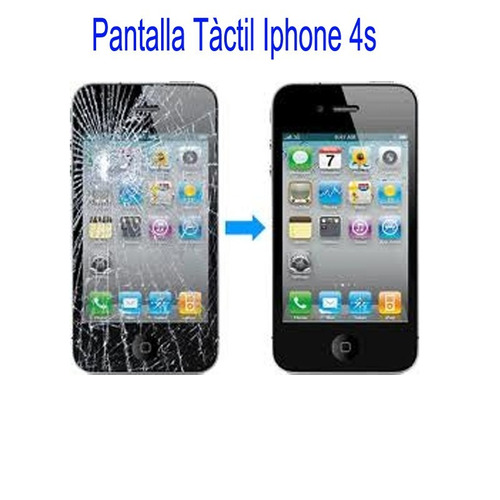 pantalla lcd + táctil iphone 4s, oferta insuperable!!!!