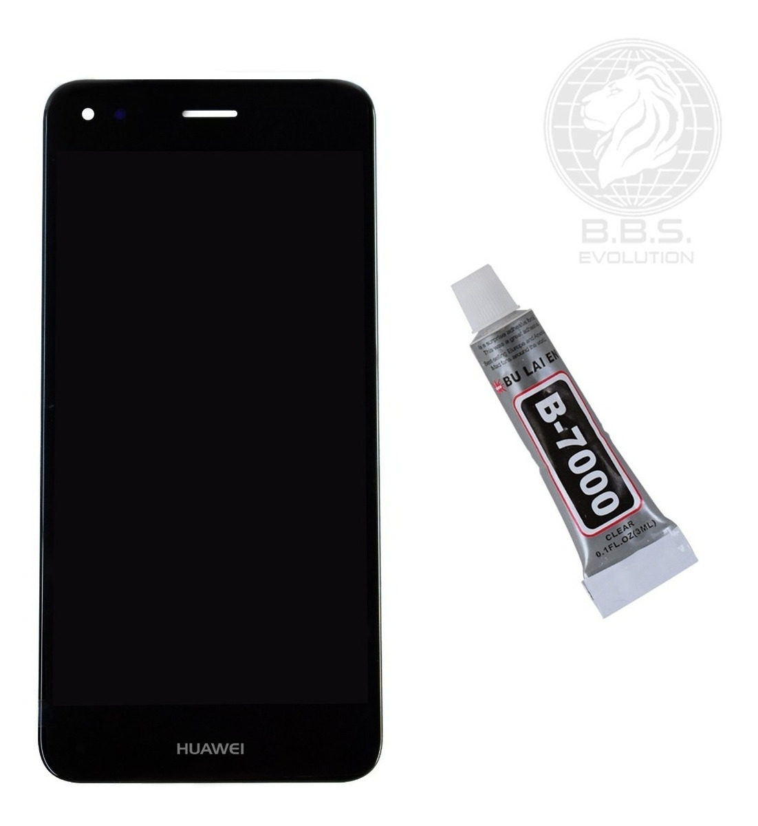 Pantalla Lcd Touch Huawei G Elite Plus Sla