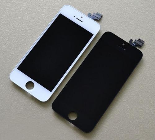 pantalla lcd + touch iphone 5 original 100% de retina, lince