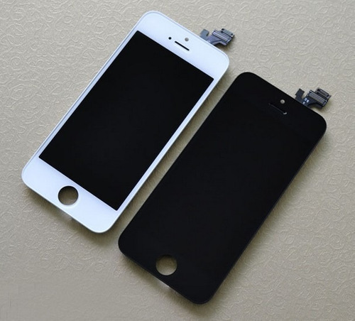 pantalla lcd + touch iphone 5 original 100% de retina, lince