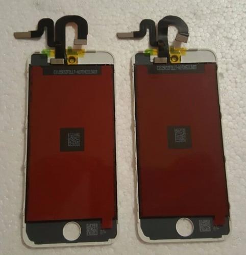pantalla lcd+touch ipod 5ta generacion a1421/a1509 kit+envio