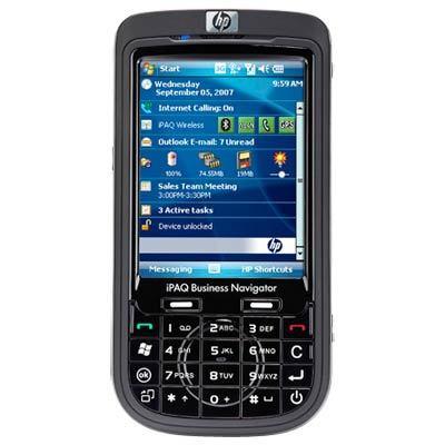 pantalla lcd + touch para ipaq 612c