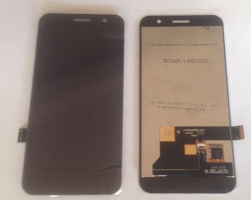 pantalla lcd y mica tactil zte blade apex 2 nueva y original