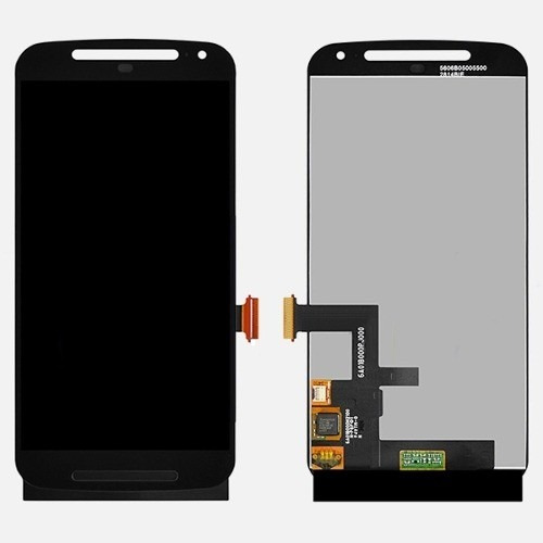 pantalla lcd y touch cristal moto g2  xt1064 xt1063