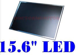 pantalla led 15.6  (1366x768) 40pines dell hp toshib
