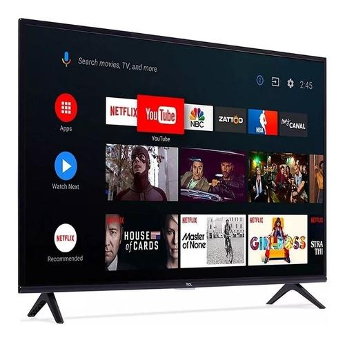 pantalla led 40 tcl smart tv full hd android tv 40a323