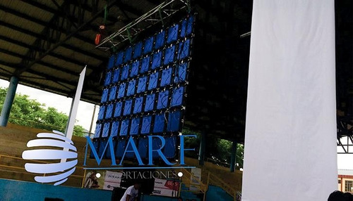 pantalla led gigantes p4 p6 outdoor disponible