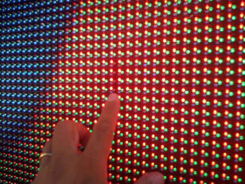pantalla led p10