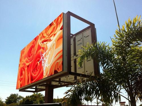 pantalla led p10 exterior publicidad outdoor