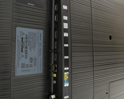 pantalla led samsung 43  ultra hd 4k smart tv un43nu7100fxzx