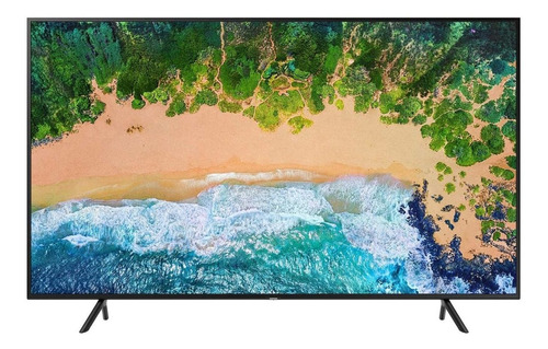 pantalla led samsung 50  ultra hd 4k smart tv un50nu7100fxzx