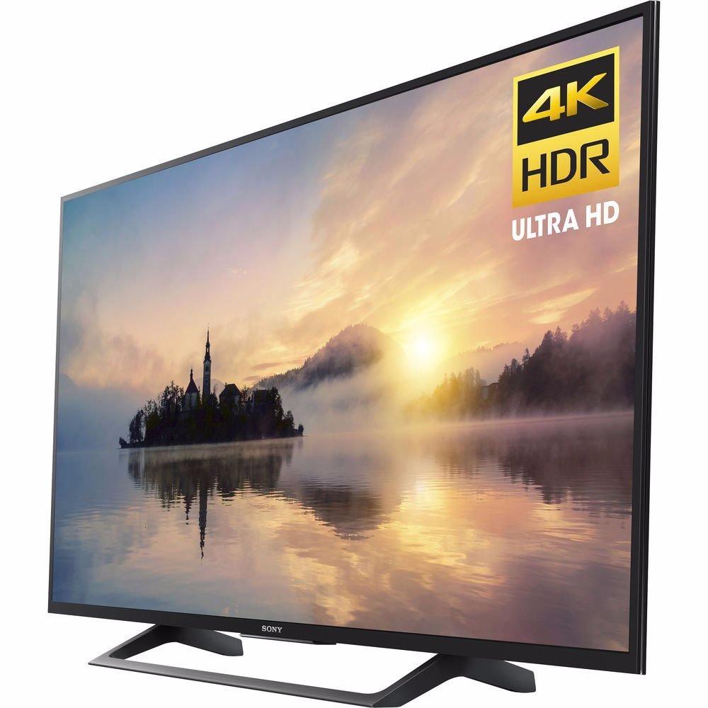 pantalla led sony 55 4k ultra hd smart tv nueva x72e 13 en mercado libre. Black Bedroom Furniture Sets. Home Design Ideas