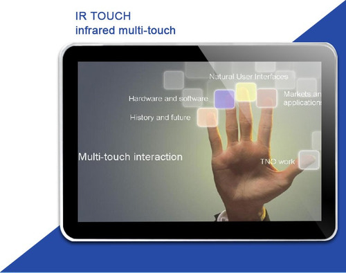 pantalla led tactil totem digital touch kiosco interactivo