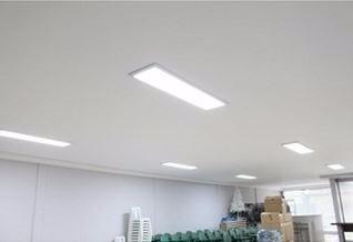 pantalla led tl slim 20 de 40w luz blanca ultimas unidades