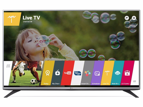 pantalla led tv lg 43 43lf5900 smart tv wifi  television