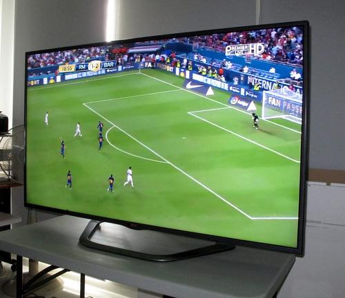 pantalla lg cinema 3d smart tv led 60 pulgadas full hd