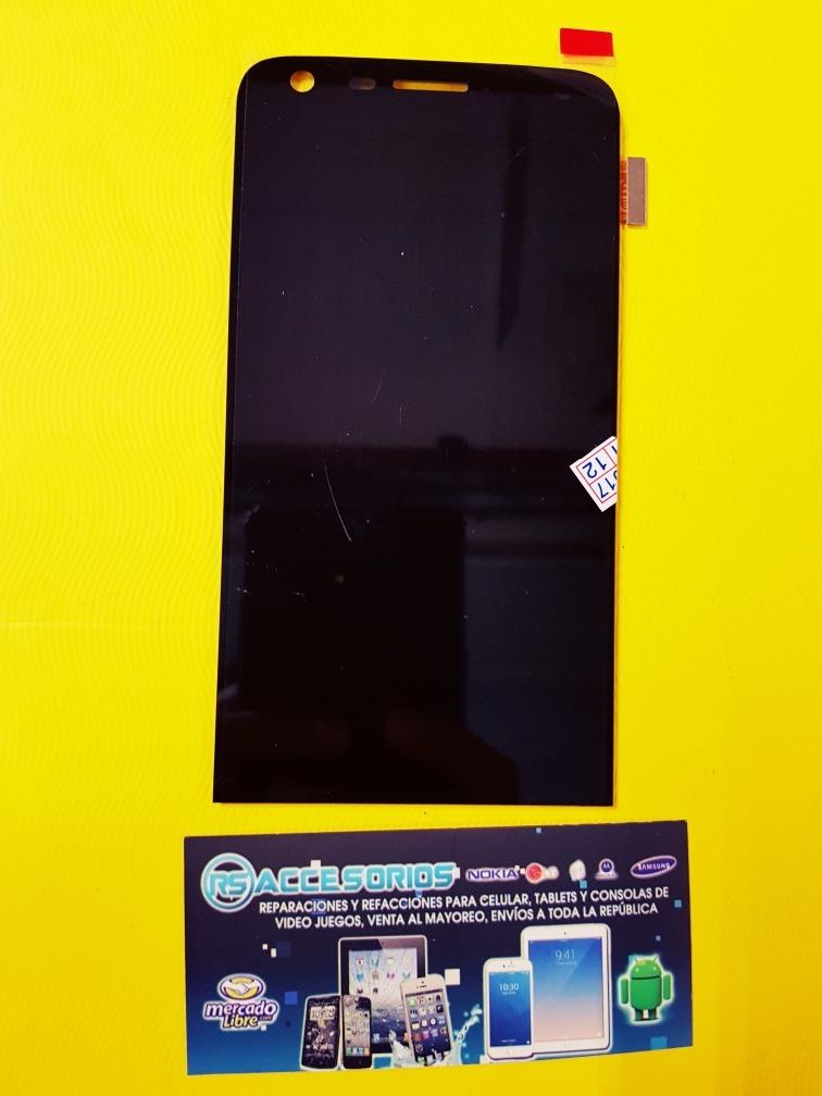 Display para LG g5-h850//LCD-pantalla táctil de vidrio-marco de unidad completamente