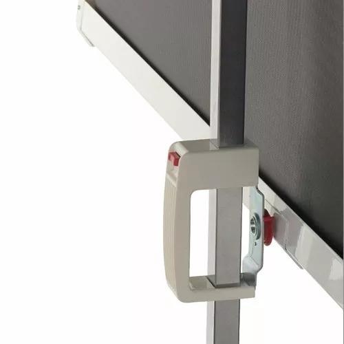 pantalla loch con tripode manual 75 pulgadas proyector 4:3