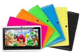 pantalla mica tactil tablet pc 7 china a13 q88 + regalo