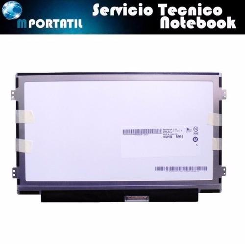 pantalla  notetbook 10,1  sli  40 pins  - instalacion gratis