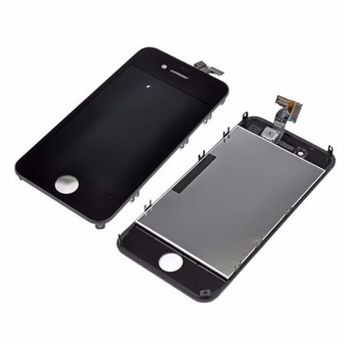 pantalla original display iphone 4s en blanco