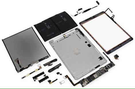 pantalla original ipad air 2