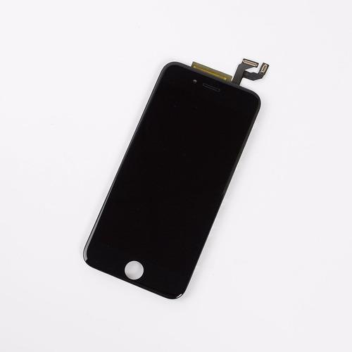 pantalla original iphone 6s 3d negro blanco touch lcd a1633