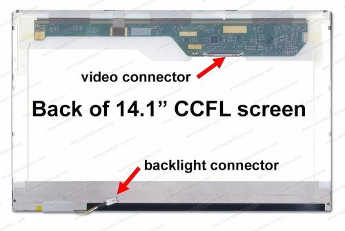 pantalla para hp y compaq lcd 14.1  usado for dv4-dv5 cq40