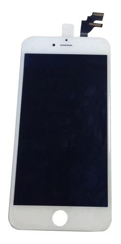 pantalla para iphone 6 plus blanco/negro