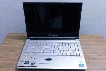 pantalla para laptop siragon sl 6110 / repuestos originales