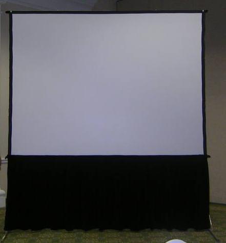 pantalla para proyector