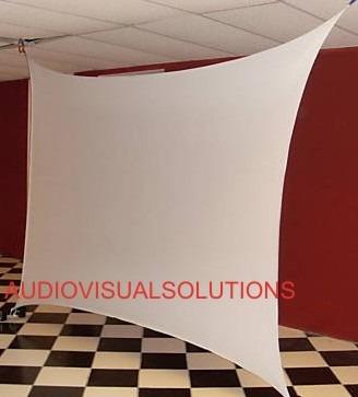 Pantalla para proyector elastica muy practica nuevo for Pantalla para proyector