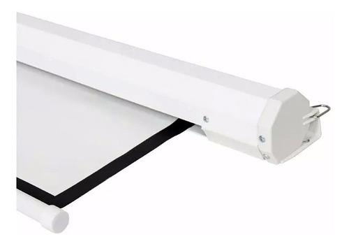 pantalla para proyector front 84 pulgadas proyeccion pared