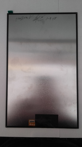pantalla para tablet zte  e 1 0 q movilnt. 10.1  31pin