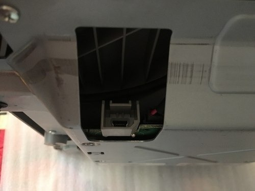 pantalla para techo original de fabrica modelo nn