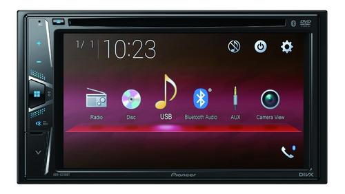pantalla pioneer doble 2 din avh-g215bt dvd usb bt android
