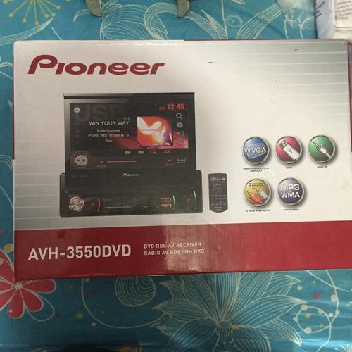 pantalla pioneer dvd