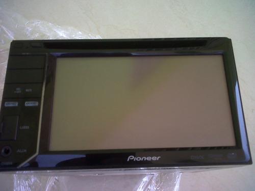 pantalla pioneer dvd avh-2350 usb aux mp3 tactil original