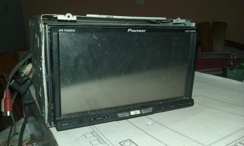 pantalla piooner avh p9000dvd con detalle 120 vrds operativo