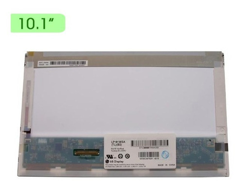 pantalla portatil led 10.1 usada acer hp toshiba dell