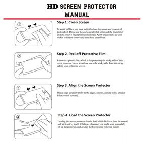 Pantalla Protector Pet Hd Película Para Samsung Galaxia Tab