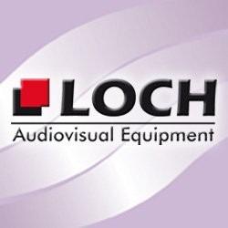pantalla proyeccion eléctrica 4:3 loch es120  252 x 191 cm