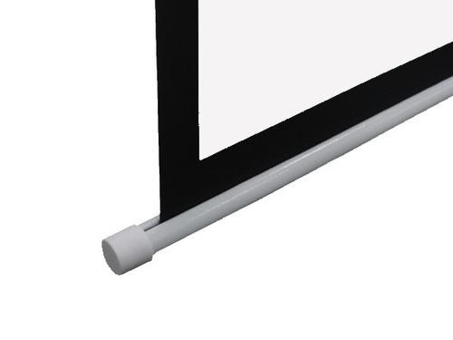 pantalla proyeccion manual 120 pulg. 4:3 blanco mate 244x183