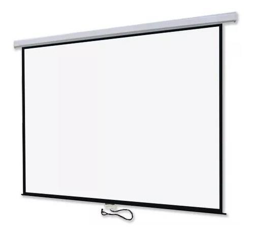 pantalla proyector 150 manual vision elite outlet