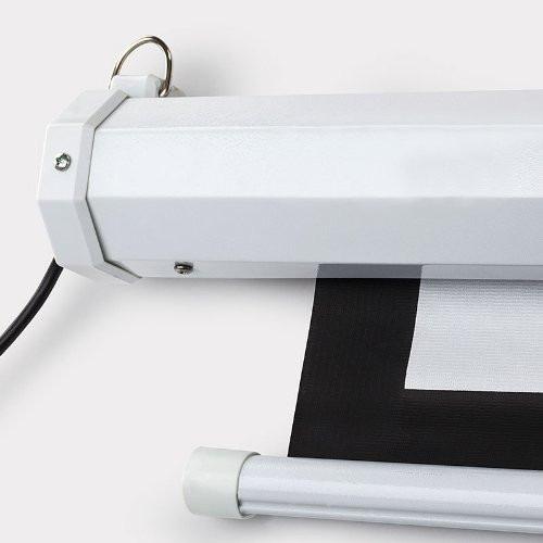 Pantalla proyector electrica 120 pulgadas mt 16 9 hd for Pantalla proyector electrica