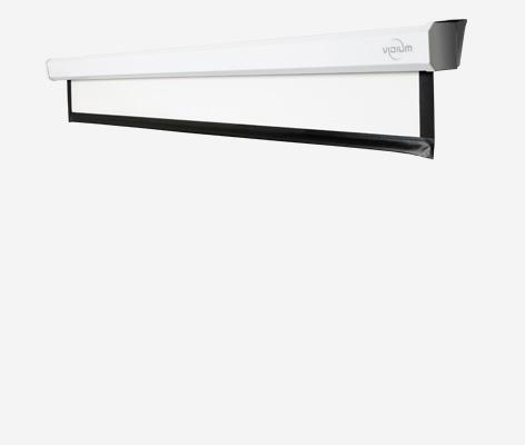 pantalla proyector electrica morotizada vidium ev109ws 16:10