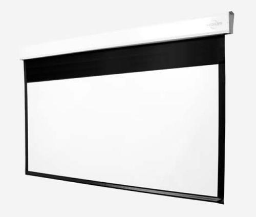 pantalla proyector electrica motorizada vidium ev77ws 16:9