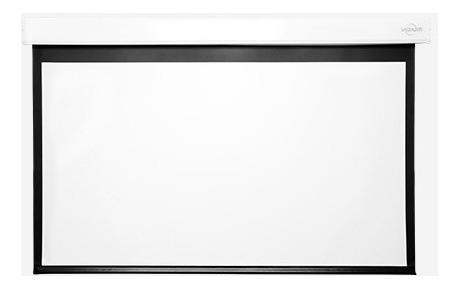 pantalla proyector electrica motorizada vidium gs155ws 16:9