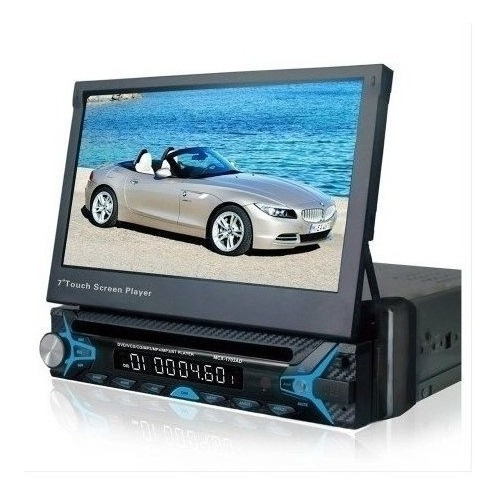 pantalla radio dvd mp5 hd wifi usb para carro vehiculo autor